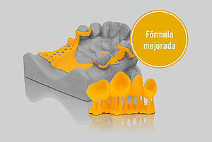 Ahora disponible VarseoWax CAD/Cast con fórmula optimizada.